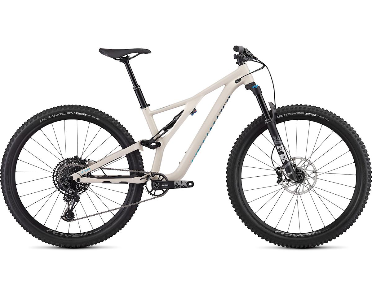Specialized 2019 Women's Stumpjumper ST Comp Alloy 29 (Gloss White/Nice Blue)