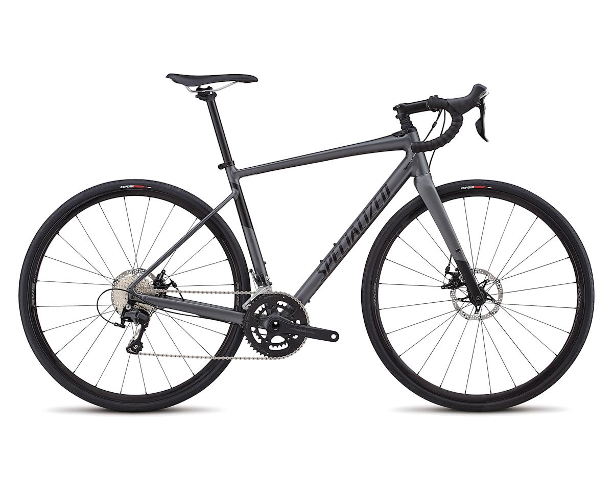 Specialized 2018 Men's Diverge Comp E5 (Satin Graphite/Black)