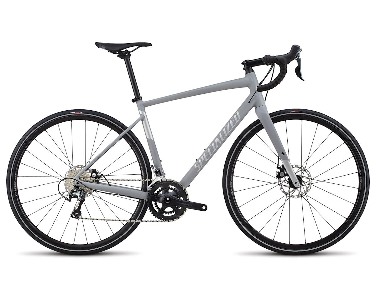Specialized 2018 Women's Diverge E5 Elite (Cool Grey/Flake Silver)