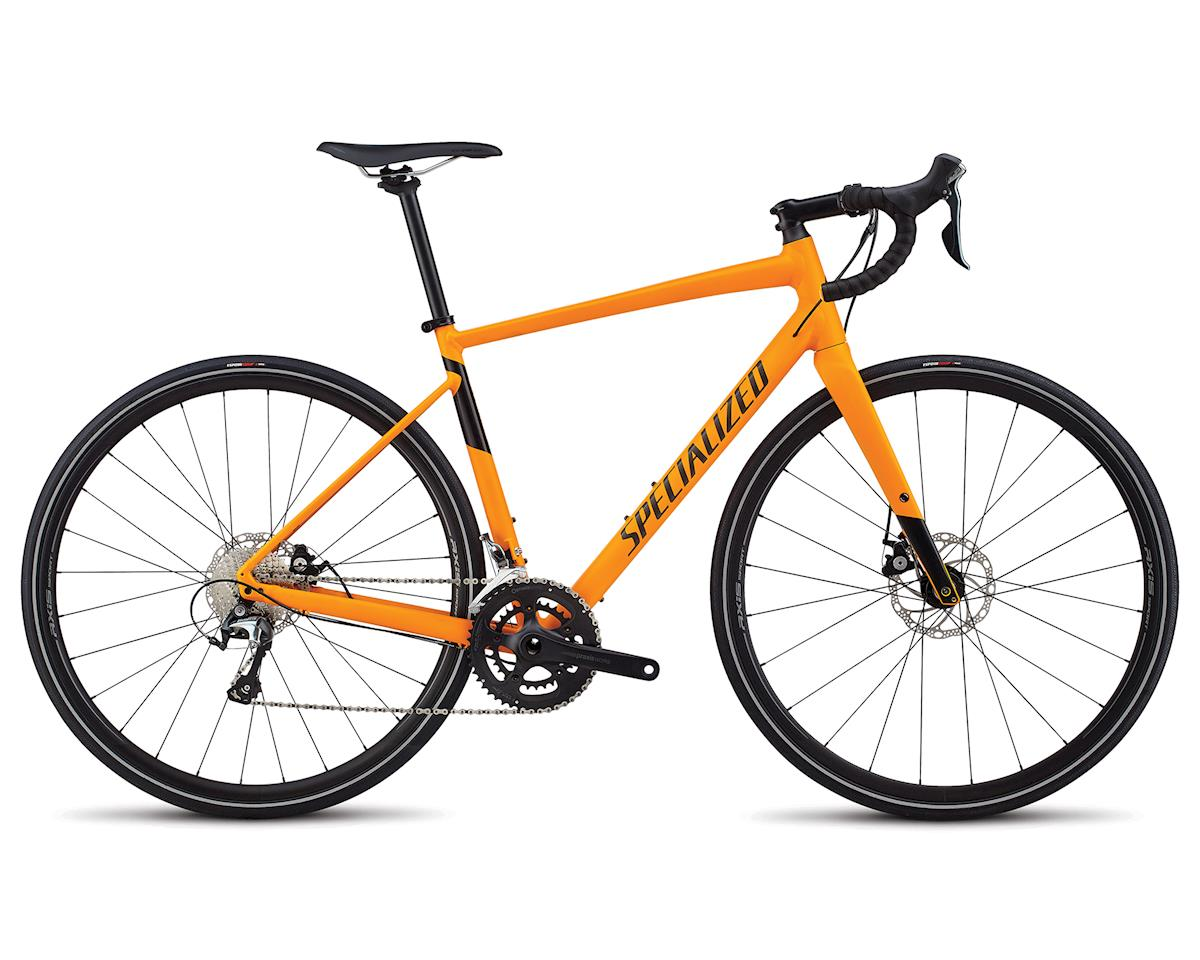 Specialized 2018 Men's Diverge E5 Elite (SATIN GALLARDO ORANGE  / TARMAC BLACK)