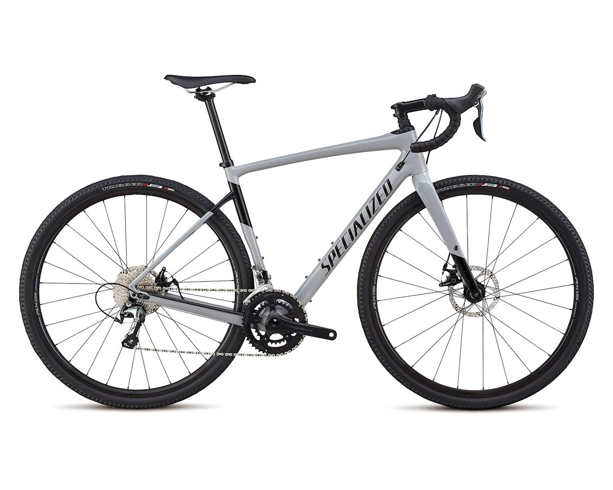 Specialized 2018 Men's Diverge Sport (Gloss Cool Grey/Black) (54cm)