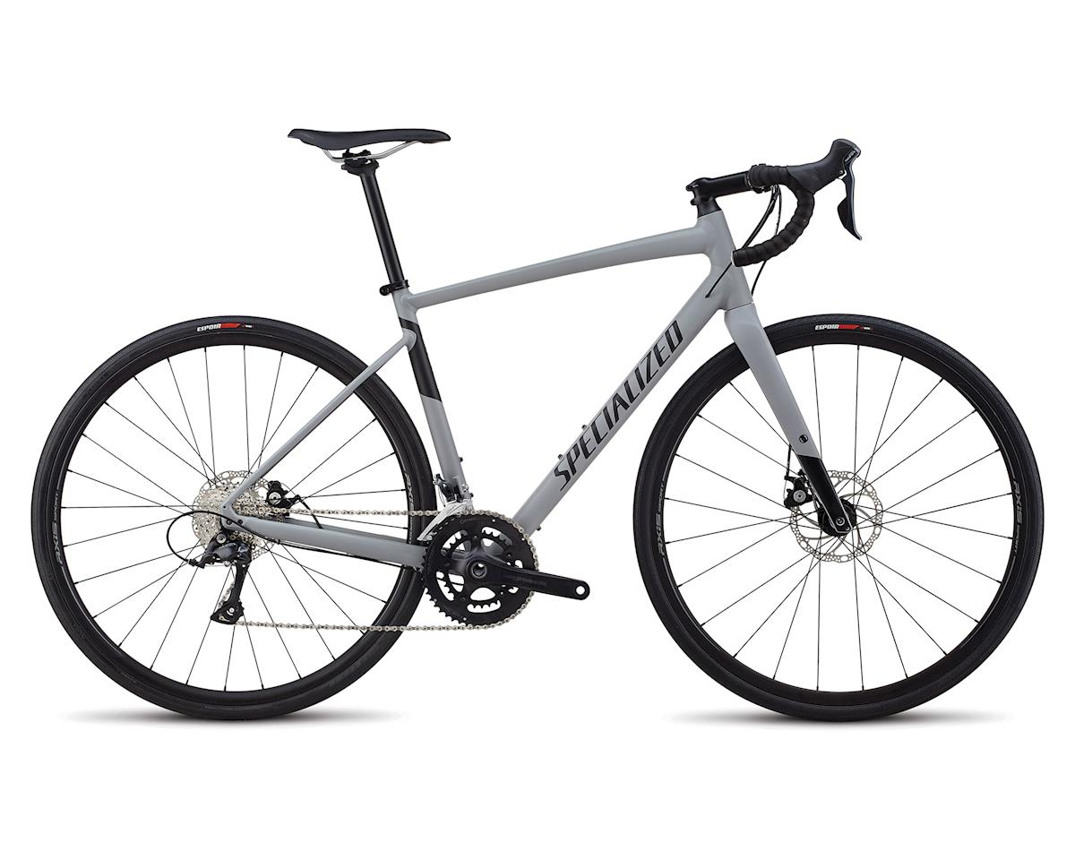 Specialized 2018 Men's Diverge E5 Sport (Satin Cool Grey/ Black)