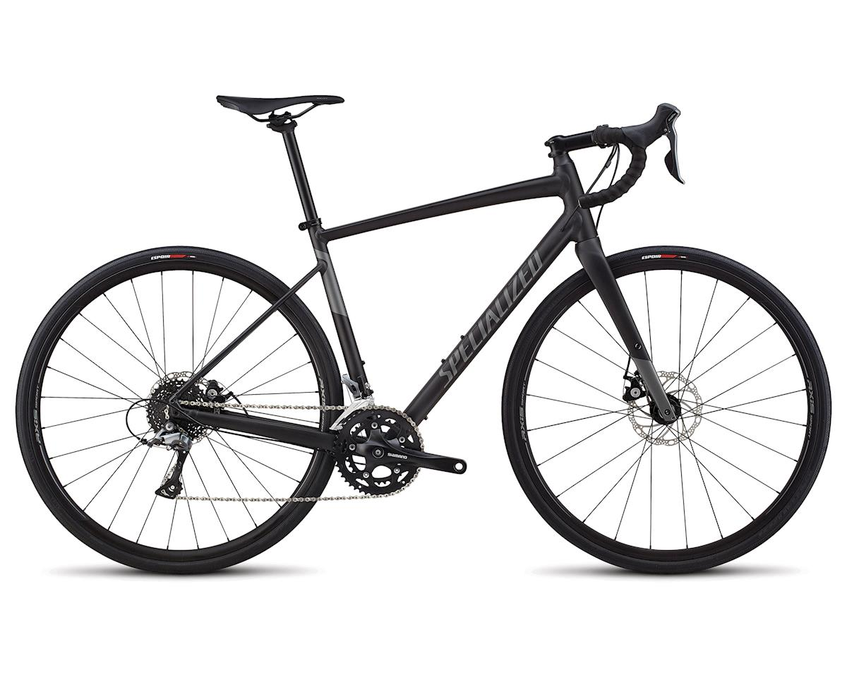 Specialized 2018 Women's Diverge E5 (Satin Black / Charcoal)
