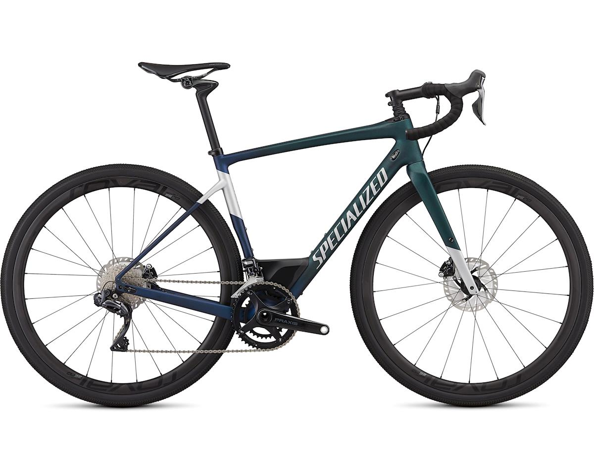 Specialized 2019 Men's Diverge Pro (Cav Tint Green/Blue Crystal/Light Silver)