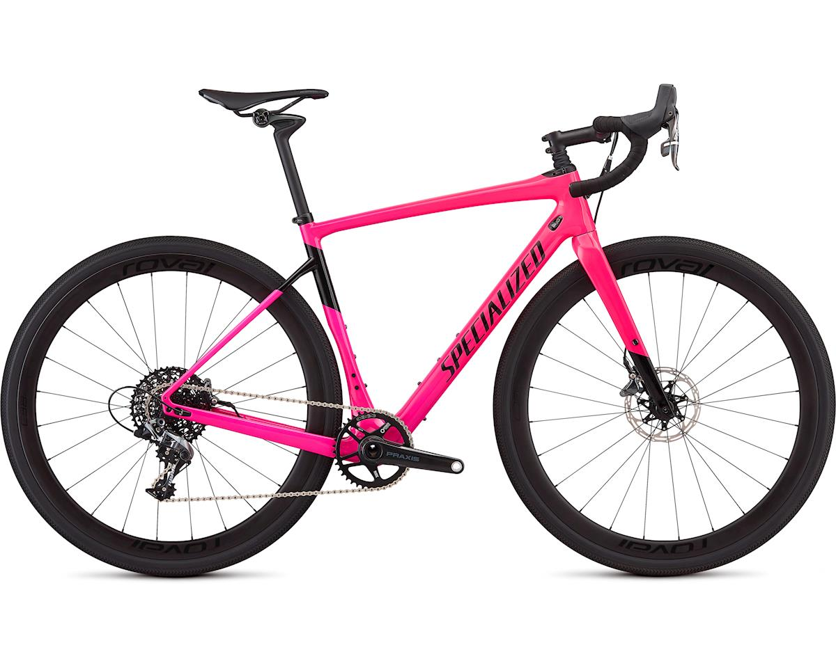 Specialized 2019 Men's Diverge Expert X1 (Gloss Acid Pink/Purple Fade/Black)