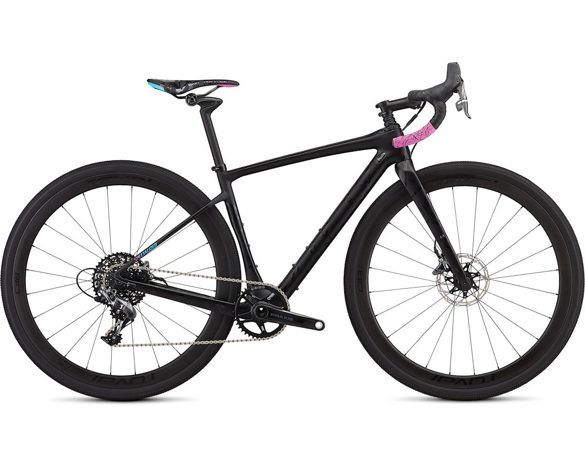 Specialized 2019 Women's Diverge Expert X1 Mixtape (Mixtape Satin Gloss Black/Tarmac Black)
