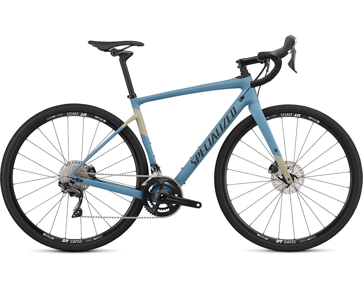Specialized 2019 Men's Diverge Comp (Satin Storm Grey/East Sierras/Black)