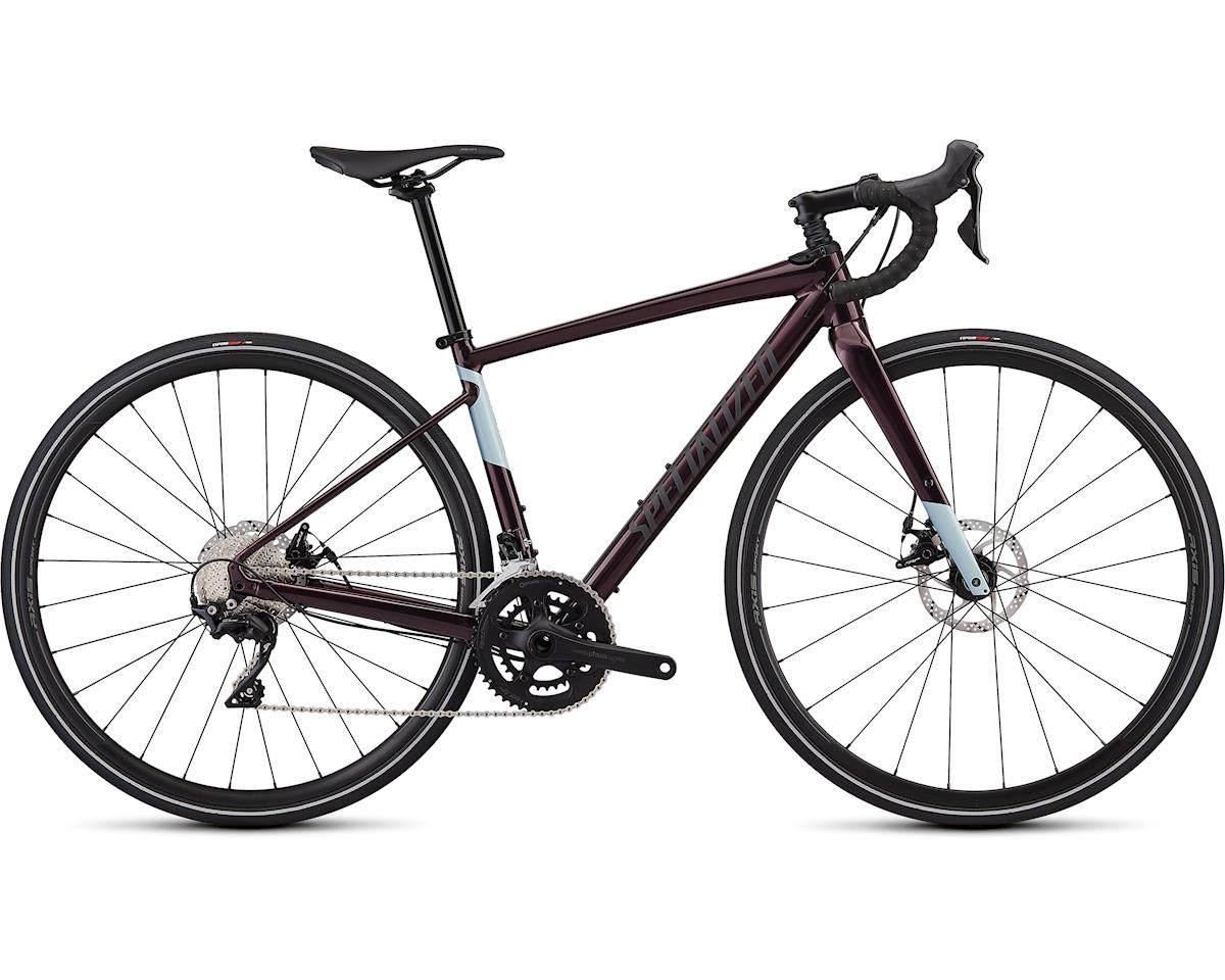 Specialized 2019 Women's Diverge E5 Comp (Gloss Cast Berry/Storm/Ice Blue)