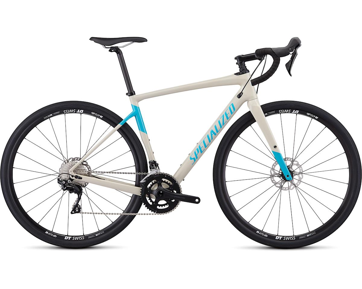 Specialized 2019 Men's Diverge Sport (Gloss White Mountains/Nice Blue)