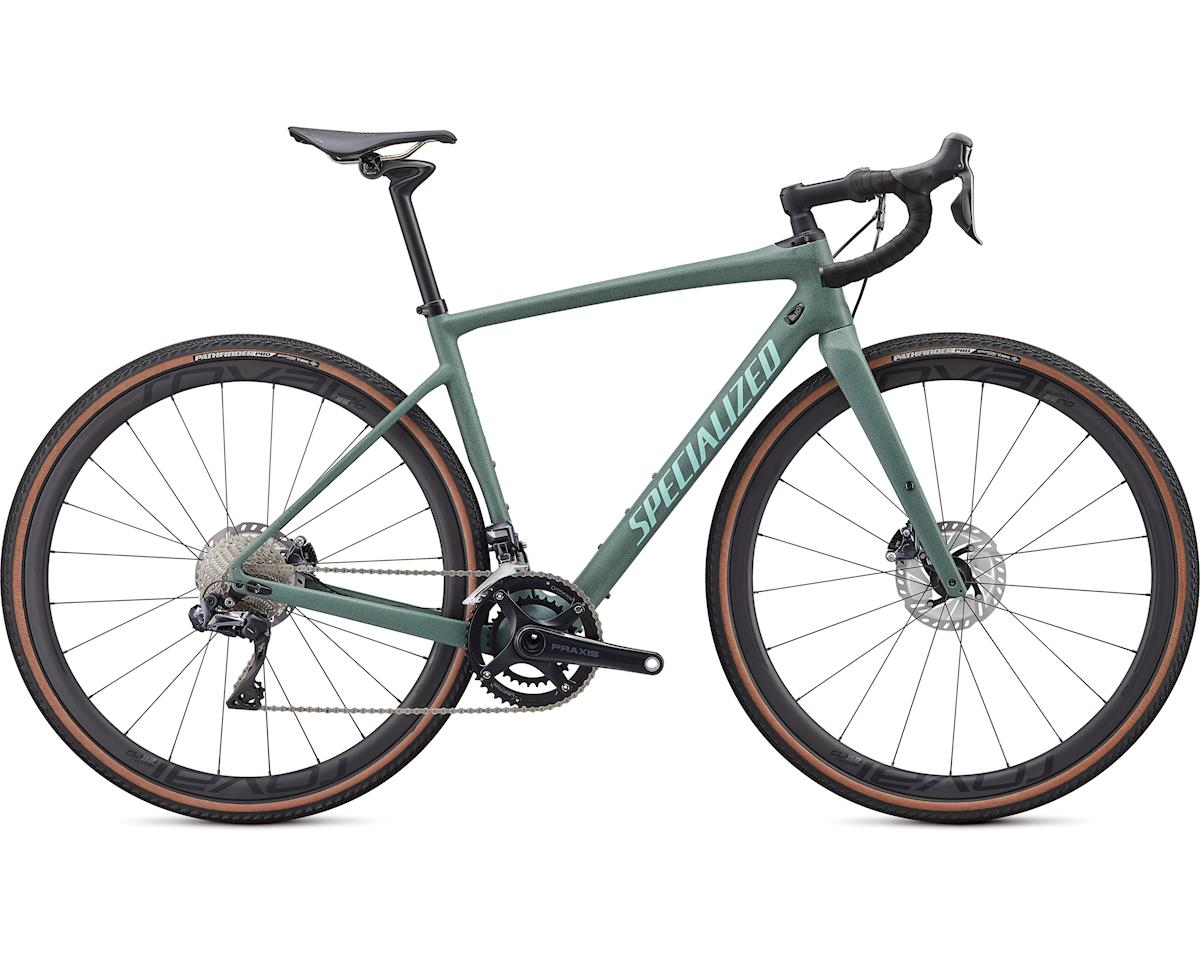 Specialized 2020 Diverge Pro (Satin Sage Green/Mint Speckle) (54)
