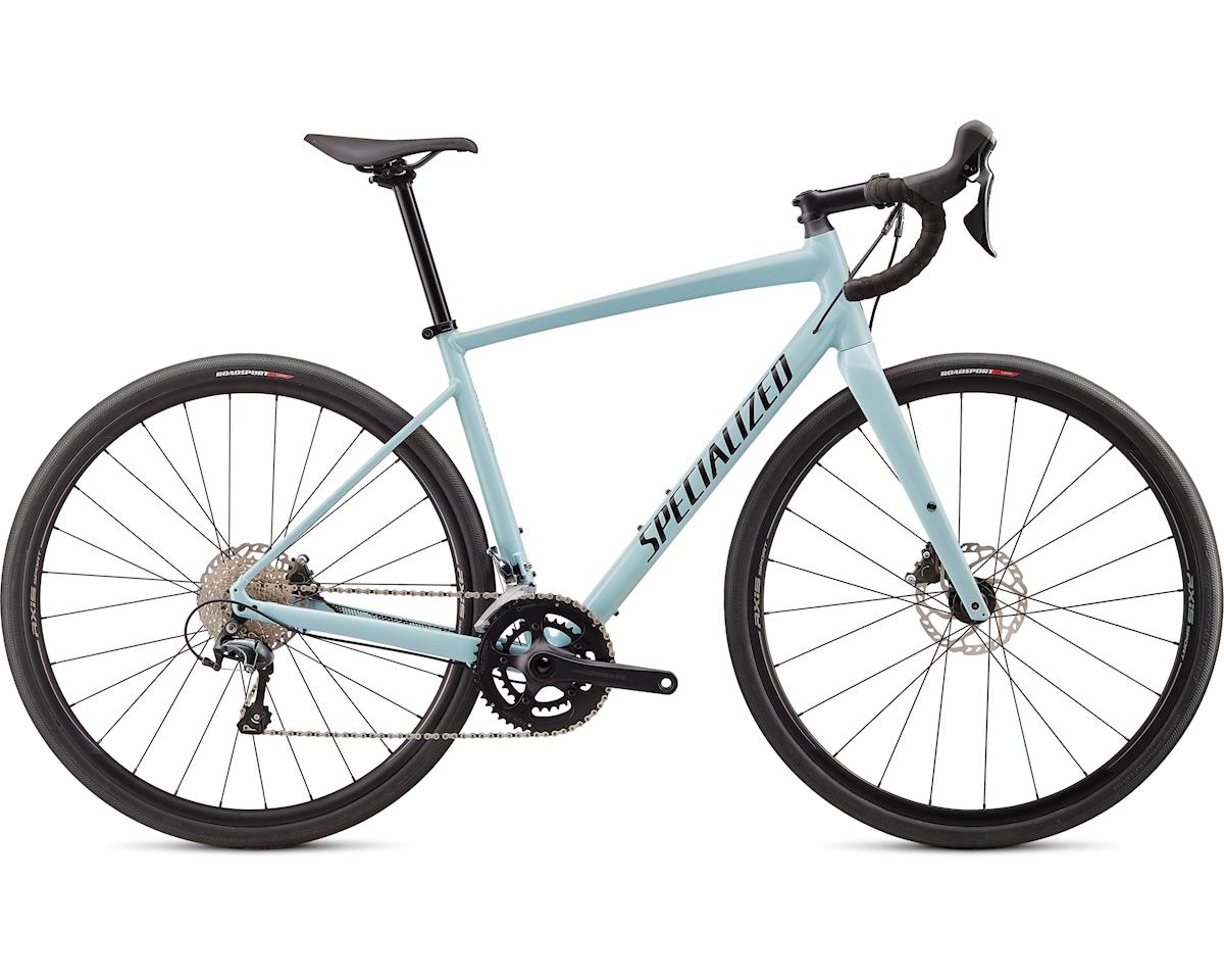 Specialized 2020 Diverge Elite E5 (Gloss Summer Blue/Black Camo)