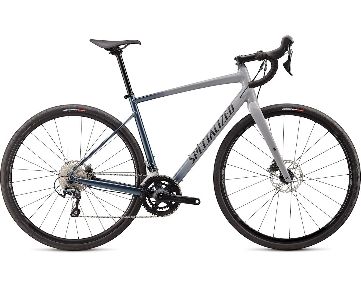Specialized 2020 Diverge Elite E5 (Gloss/Satin Cool Grey-Cast Battleship Fade/Slate Clean)