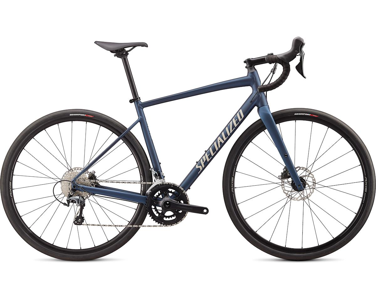 Specialized 2020 Diverge Elite E5 (Satin Navy/White Mountains Clean)