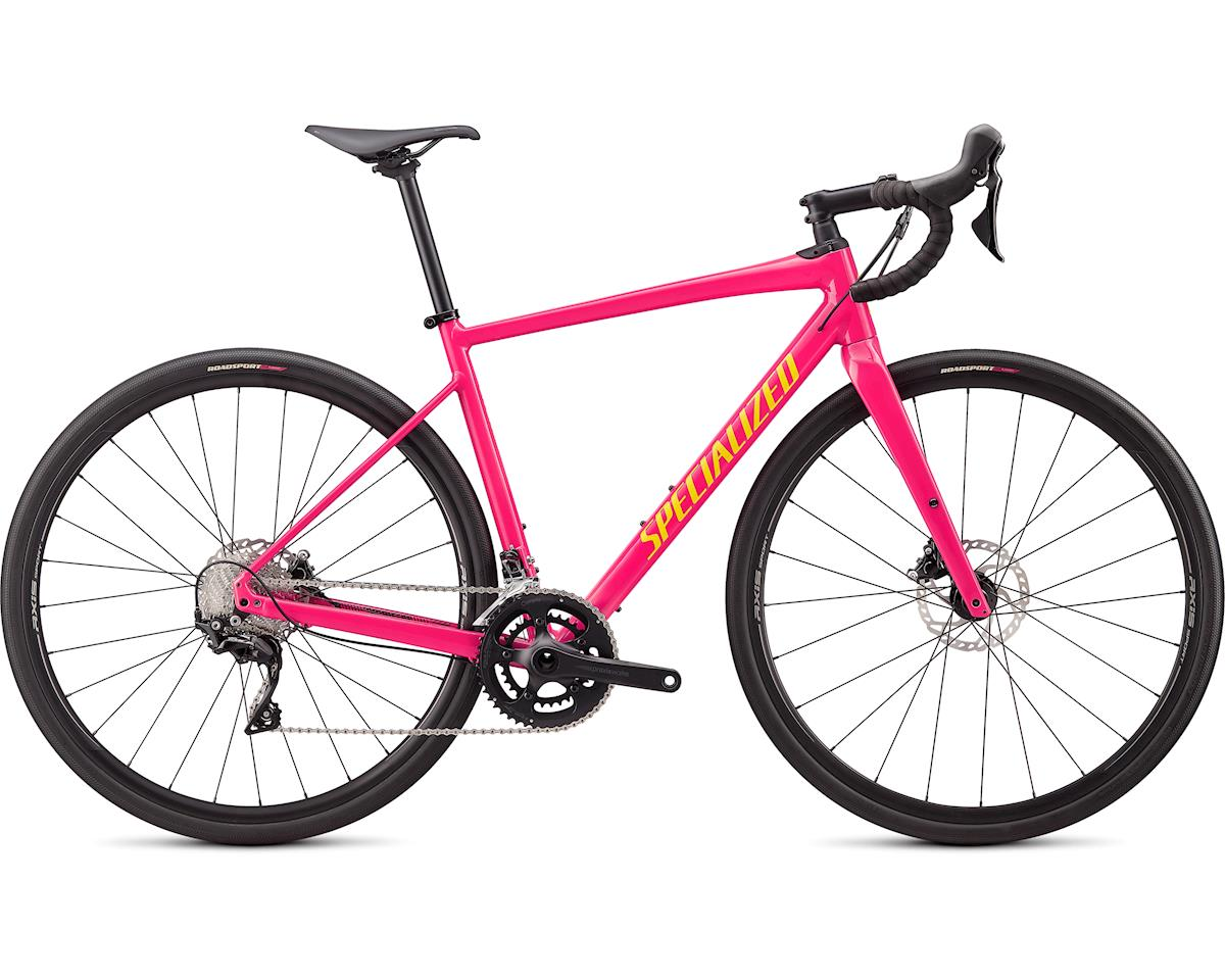 Specialized 2020 Diverge Comp E5 (Gloss Vivid Pink/Golden Yellow/Black Camo)