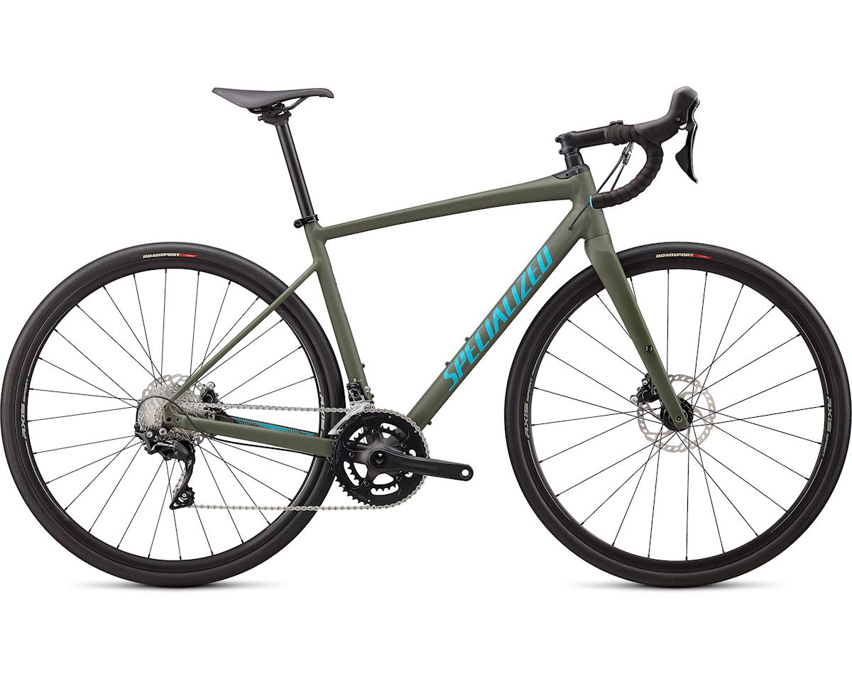Specialized 2020 Diverge Comp E5 (Satin Oak Green/Aqua Camo)