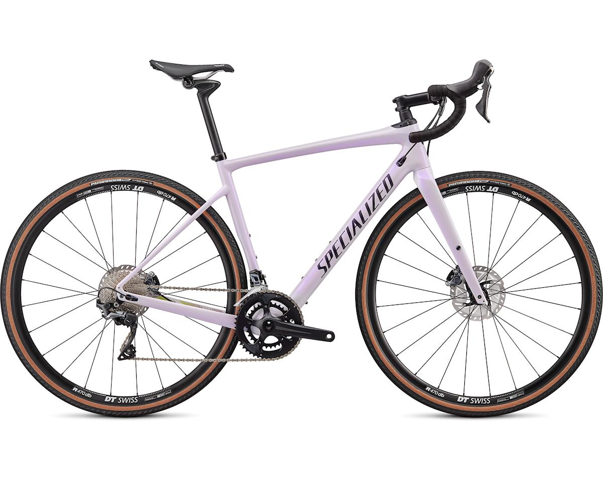 Specialized 2020 Diverge Comp (Gloss/Satin UV Lilac/Black/Dusty Lilac Camo) (48)
