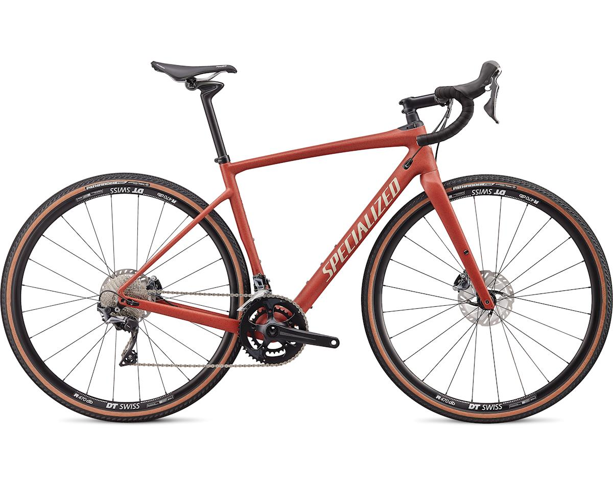 Specialized 2020 Diverge Comp (Satin Spiced Cognac/White Mountains Speckle)