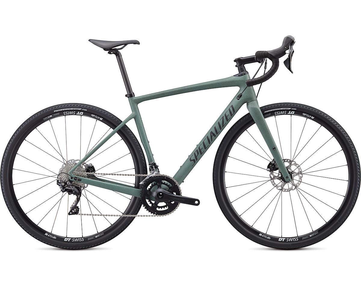 Specialized 2020 Diverge Sport (Satin Sage Green/Black/Speckle) (54)