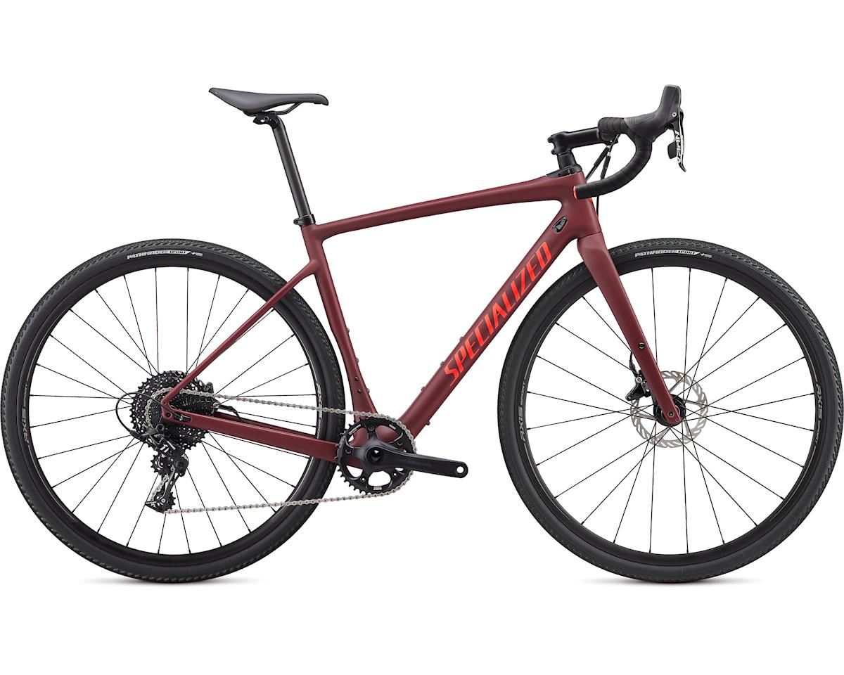 Specialized 2020 Diverge X1 (Satin Crimson/Rocket Red Clean) (61)