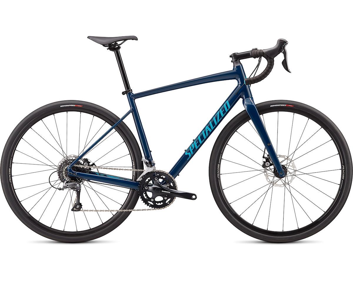 Specialized 2020 Diverge E5 (Gloss Cast Blue/Aqua Camo) (48)