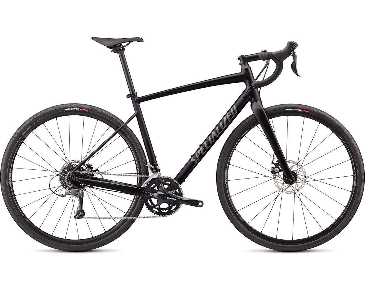 Specialized 2020 Diverge E5 (Satin Black/Charcoal Camo) (54)