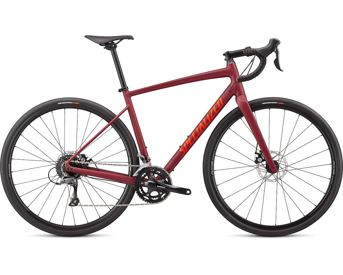 Specialized 2020 Diverge E5 (Satin Crimson/Rocket Red Clean)
