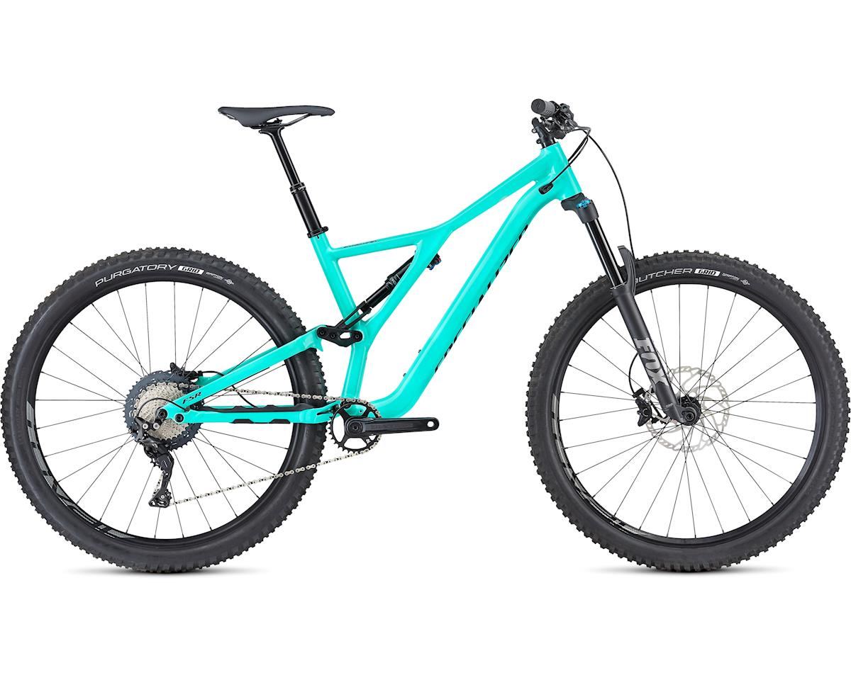 Specialized 2019 Men's Stumpjumper Comp Alloy 29 (Gloss Satin/Acid Mint/Black)