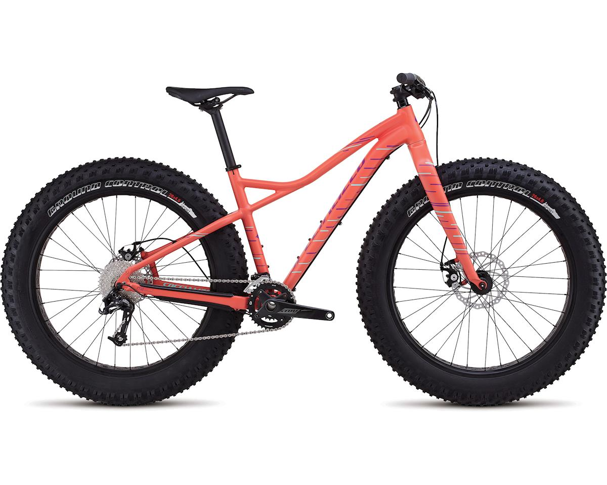 Specialized 2017 Hellga (Gloss Coral/Deep Fuschia/Light Turquiose) (L)