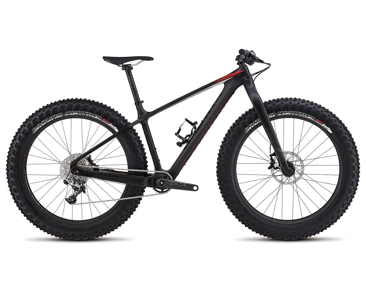 Specialized 2018 S-Works Fatboy (Satin Carbon/Gloss Black/Rocket Red)