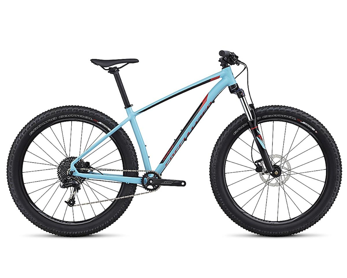 Specialized 2017 Fuse 6Fattie (Gloss Light Blue/Black/Nordic Red)