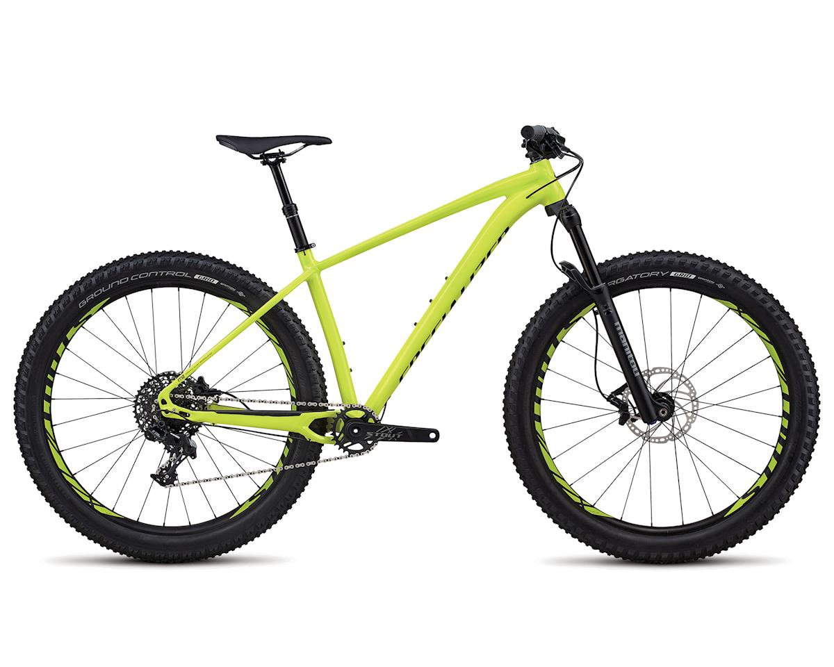 Specialized 2018 Fuse Comp 6Fattie/29 (GLOSS HYPER / BLACK / CLEAN)