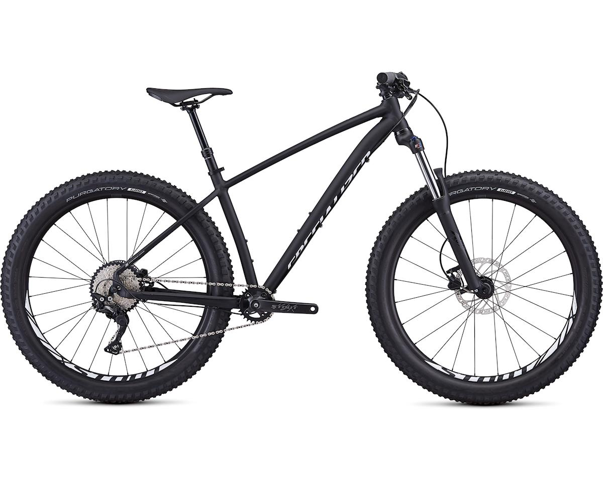 Specialized 2019 Fuse 27.5+ (Satin Black/White)
