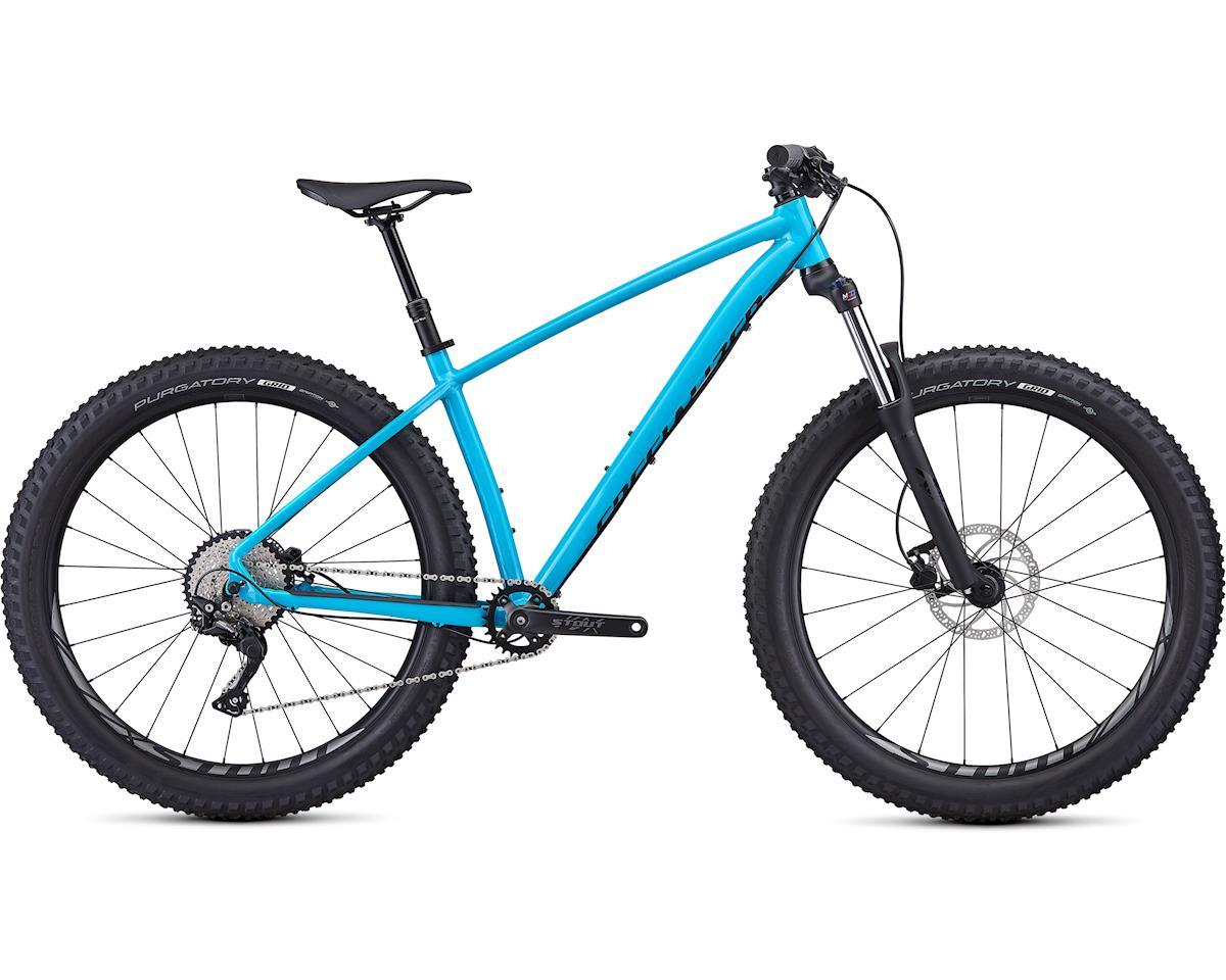 Specialized 2019 Fuse 27.5+ (Satin Nice Blue/Black)