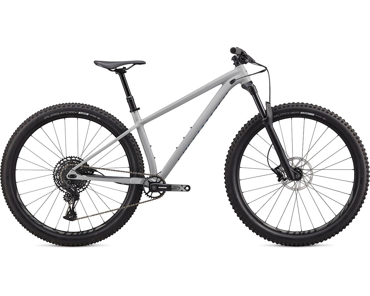 Specialized 2020 Fuse Comp 29 (Gloss Dove Grey/Cast Blue)