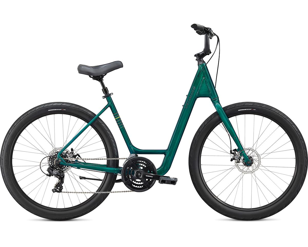 Specialized 2020 Roll Sport -Low-Entry (Teal Tint / Hyper Green / Satin Black)