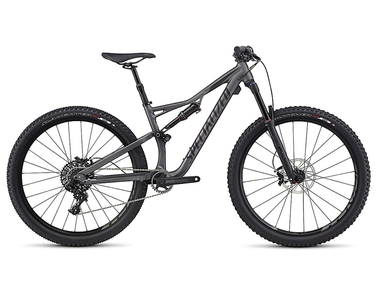 Specialized 2017 Rhyme FSR Comp 650b (Satin Graphite/Tarmac Black/Powder Green)