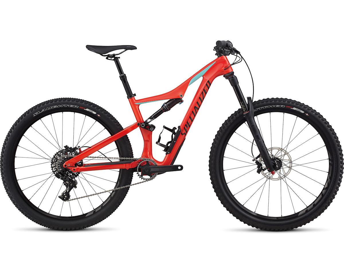 Specialized 2017 Rhyme Comp Carbon 650b (NORDIC RED/LIGHT TURQUOISE/TARMAC BLACK) (XS)