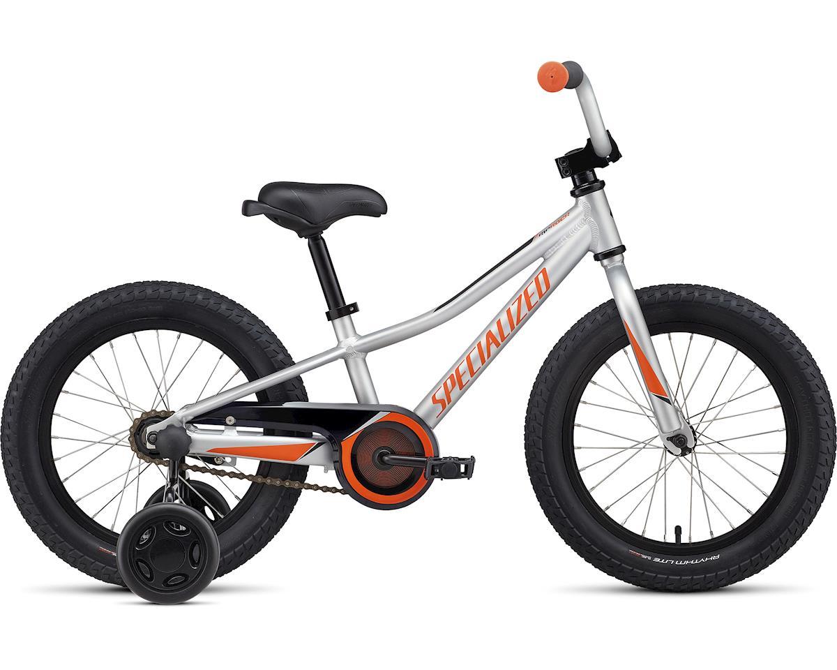 Specialized 2020 Riprock Coaster 16 (Silver / Moto Orange / Black Reflective) (7)