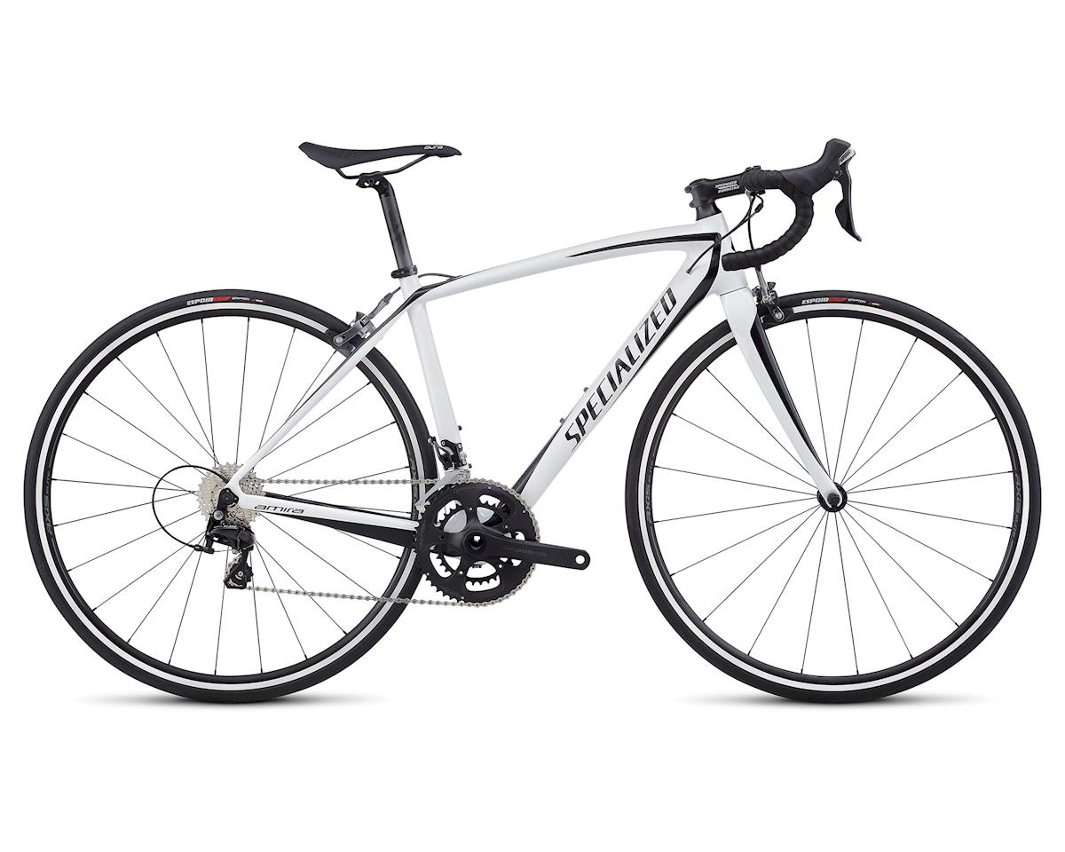Specialized 2018 Amira SL4 Sport (WHITE/TARMAC BLACK)