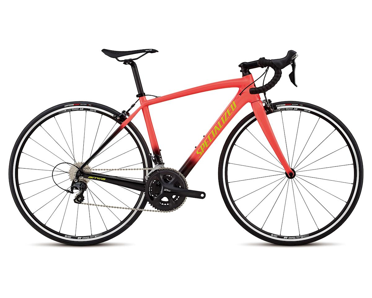 Specialized 2018 Amira SL4 Sport (Gloss / Acid Red / Limon / Black /Clean)
