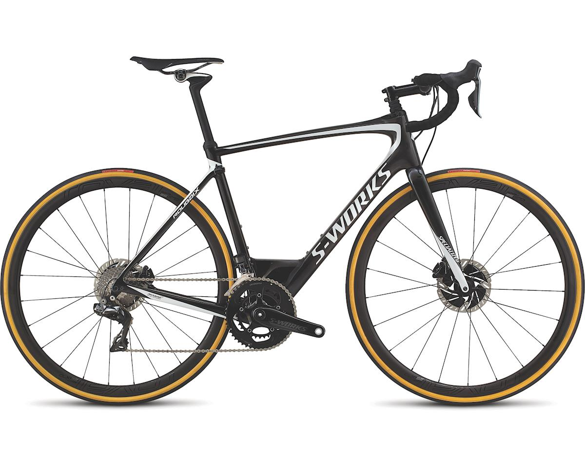 Specialized 2018 S-Works Roubaix Dura-Ace Di2 (CARBON/METALLIC WHITE SILVER)