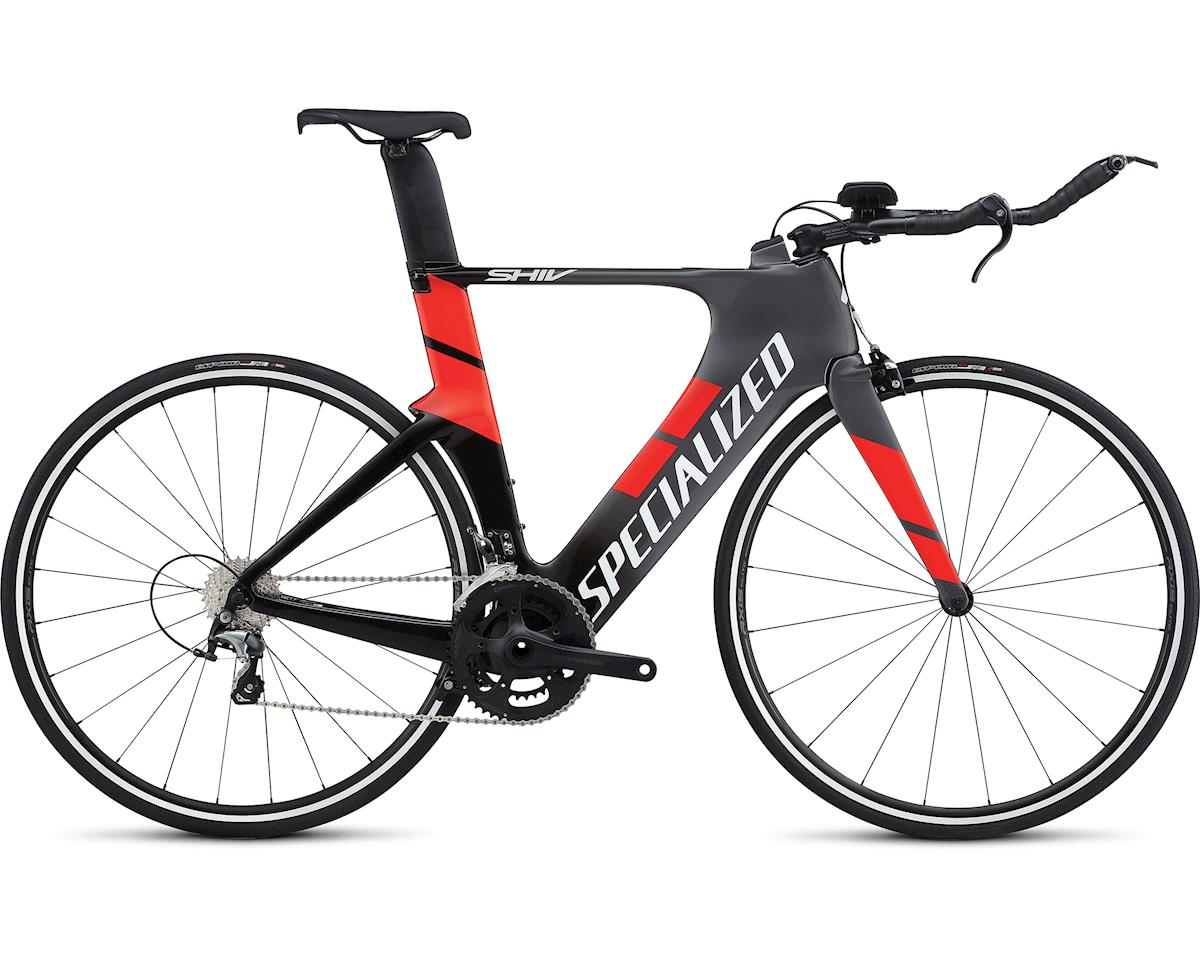 Specialized 2018 Shiv Sport (CHARCOAL/TARMAC BLACK/ROCKET RED)