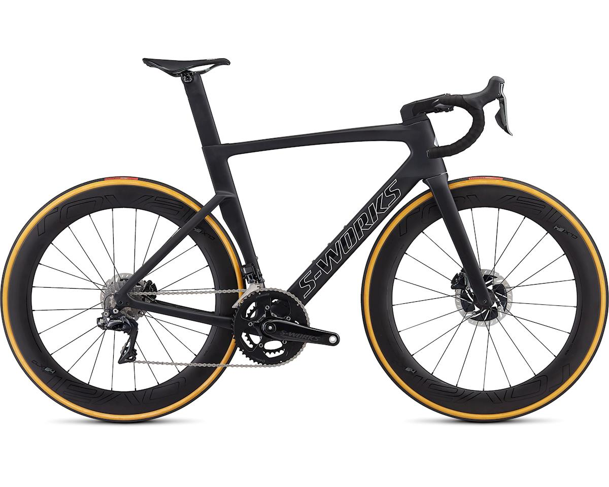 Specialized 2019 S-Works Venge (Satin Black/Silver Holo/Clean)
