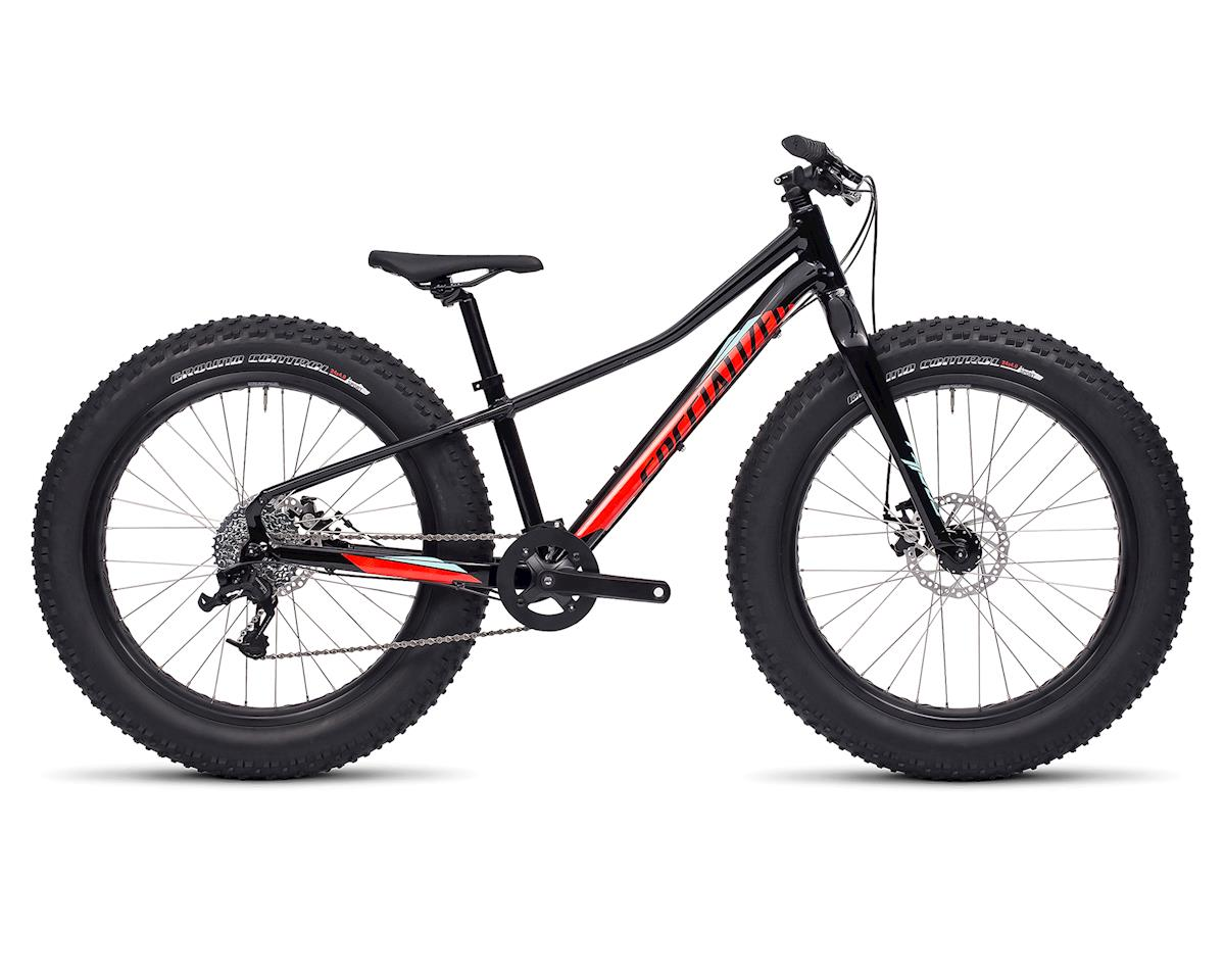 Specialized 2018 Fatboy 24 (Gloss Black/Rocket Red/Teal) (12)