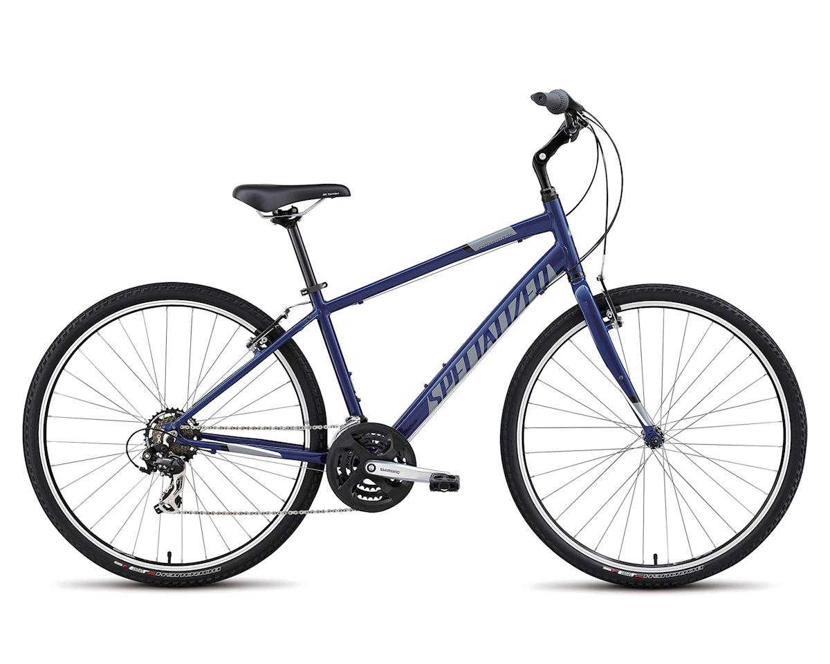 Specialized 2018 Crossroads (Gloss Deep Blue / Cool Grey / White)