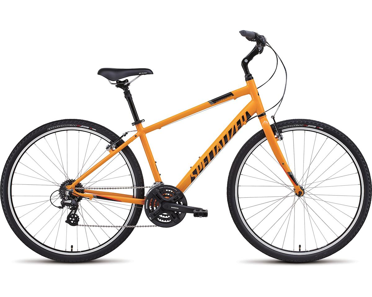 Specialized 2017 Crossroads Sport (Gloss Gallardo Orange/Black/Moto Orange) (S)
