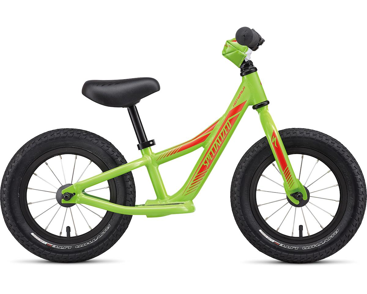Specialized 2018 Boy's Hotwalk (Monster Green/Nordic Red) (5)