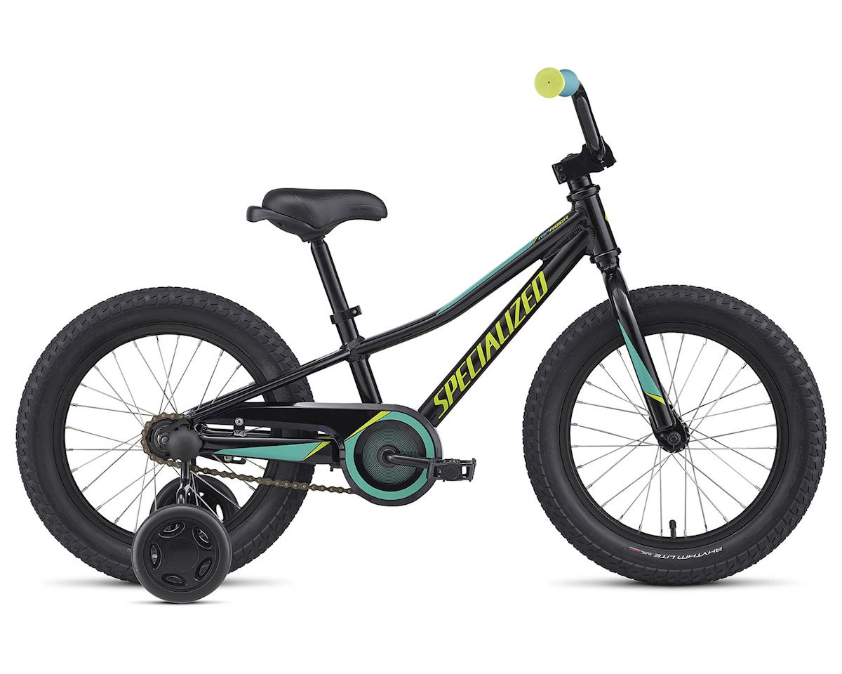 Specialized 2018 Riprock 16 Coaster (Gloss Tarmac Black/Emerald/Hyper Green) (7)