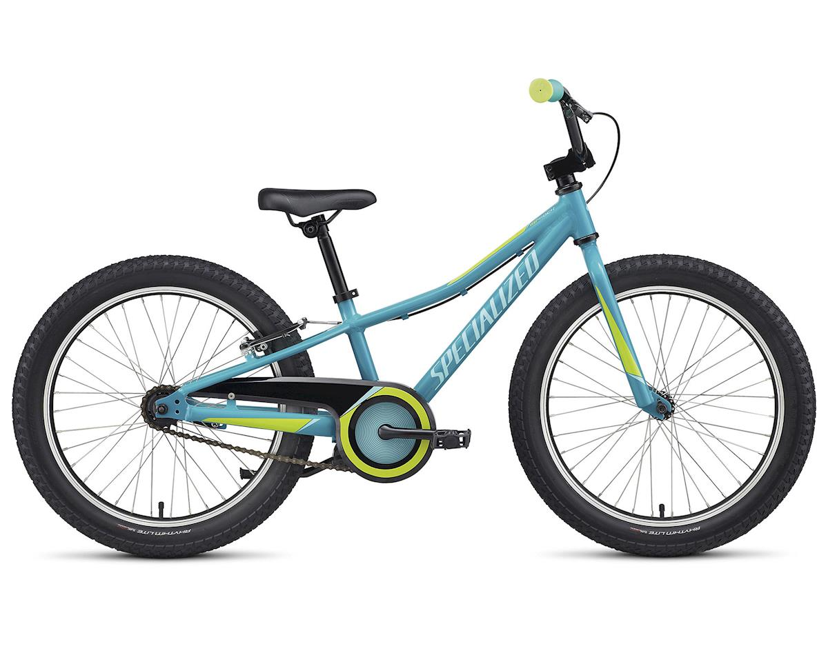 Specialized 2018 Riprock 20 Coaster (Gloss Turquoise/Hyper Green/Light Turquoise) (9)