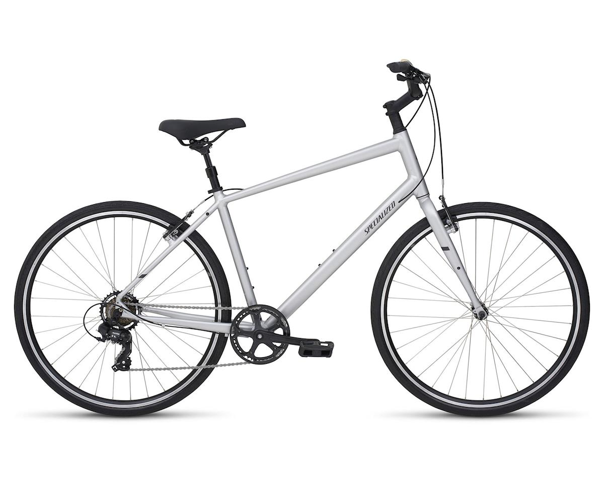 Specialized 2018 Alibi C (Satin Light Silver/Black Reflective)